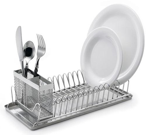 Kitchen sink dish rack Photo - 1