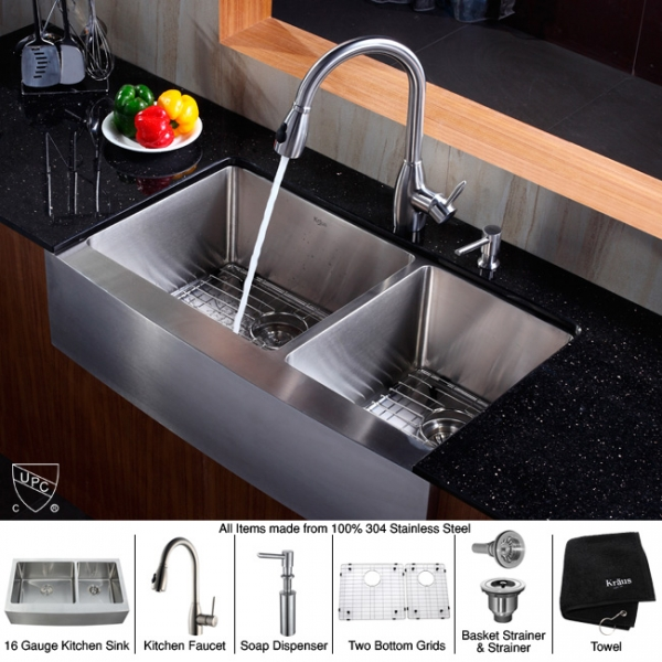 Kitchen sink dispenser Photo - 1
