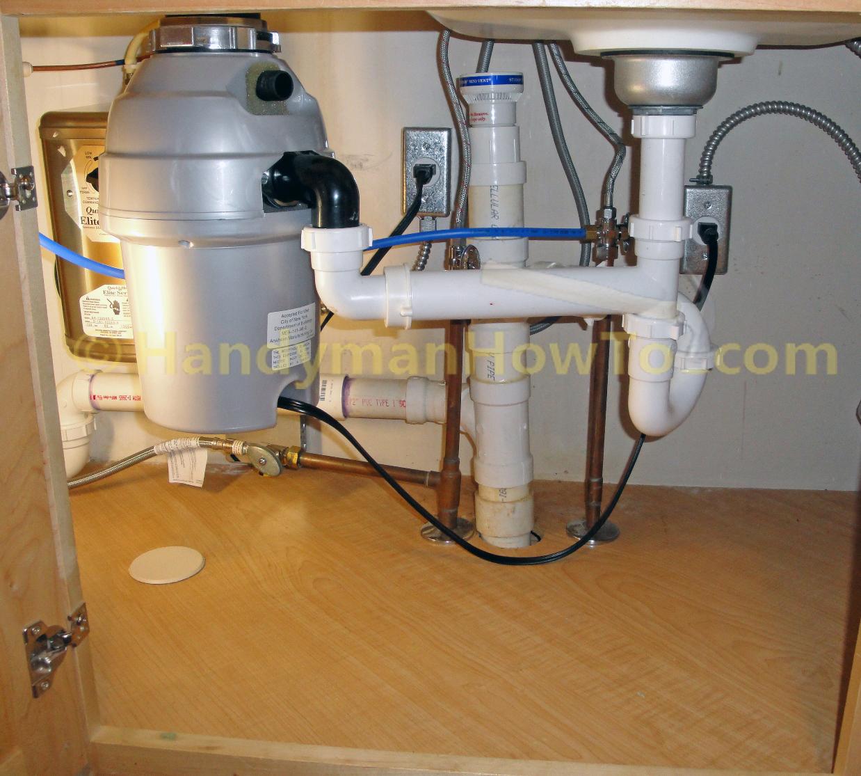 Kitchen sink filter Photo - 1