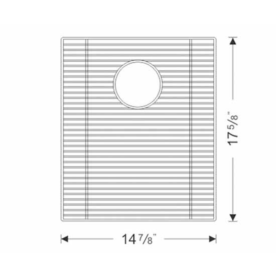 Kitchen sink grids Photo - 1