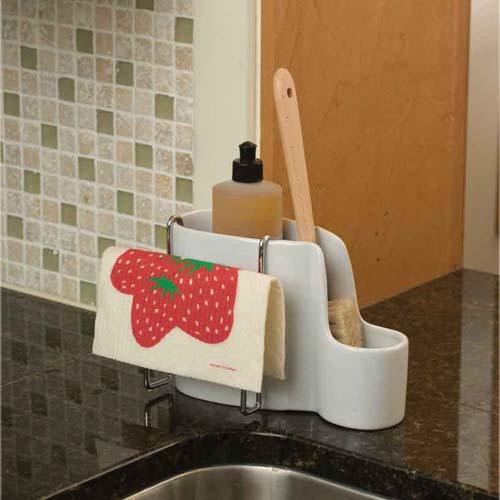Beautiful 10 Photos To Kitchen Sink Organizer
