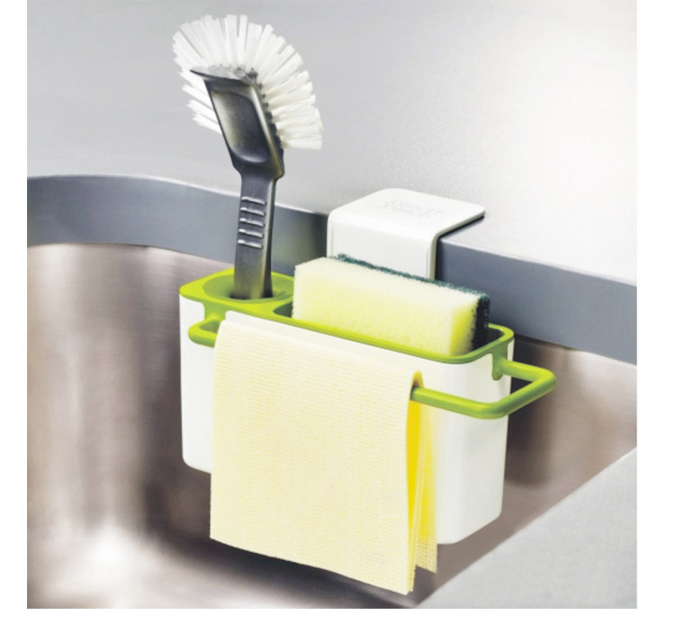 Kitchen sink sponge holder Photo - 8