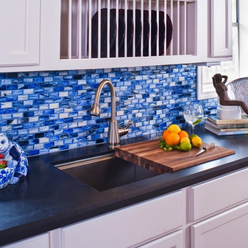 kitchen sink with cutting board photo    kitchen ideas, Kitchen design