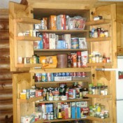 Kitchen spice cabinet Photo - 1