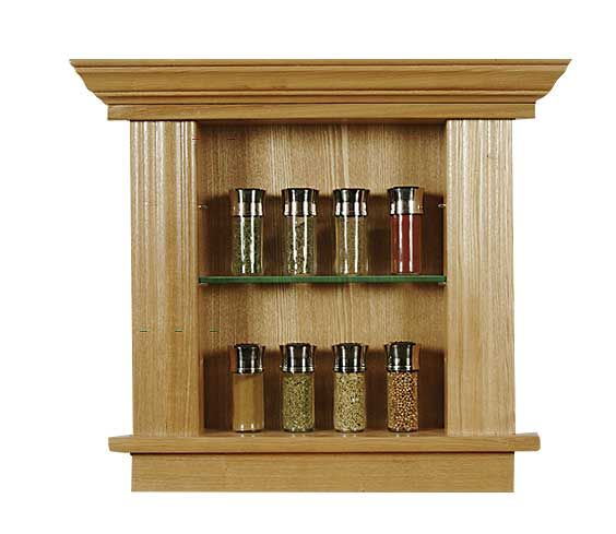 Kitchen spice cabinet Photo - 12