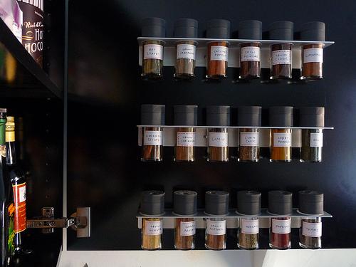 Kitchen spice racks Photo - 5