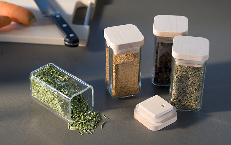 Kitchen spice storage Photo - 8
