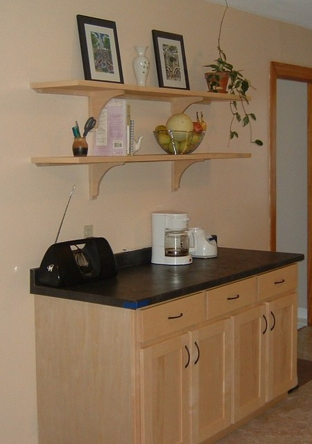 Kitchen stand alone cabinet Photo - 1