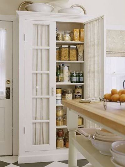 Kitchen Stand Alone Pantry Photo 7 Kitchen Ideas