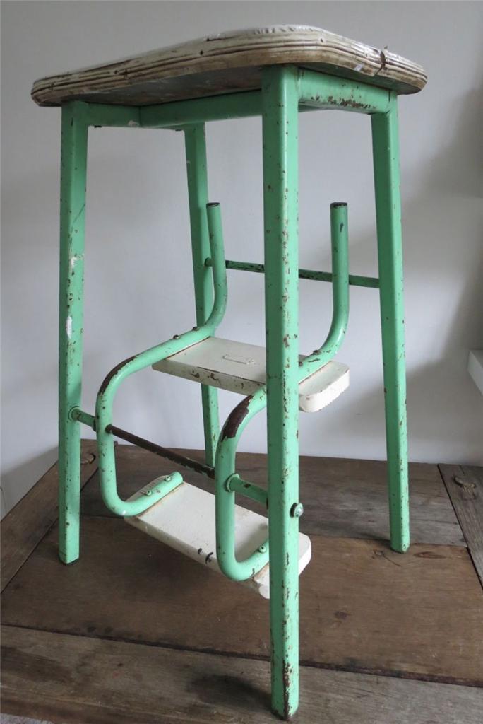 Kitchen step stool Photo - 12
