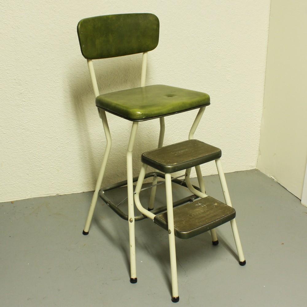 Kitchen step stool Photo - 4