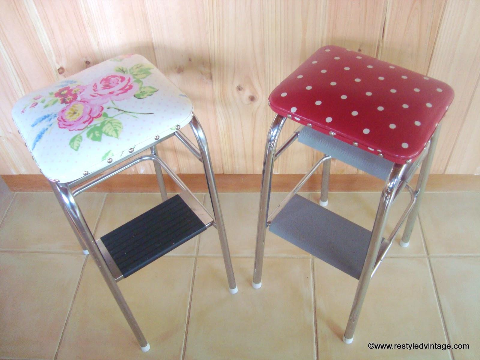 Kitchen step stool Photo - 6