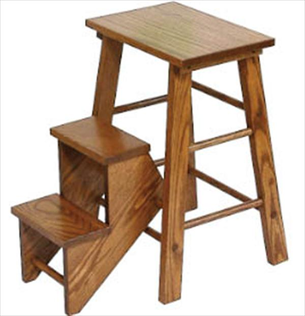 Kitchen step stool chair Photo - 6