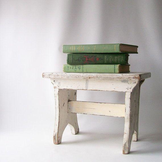 Kitchen step stool seat Photo - 3
