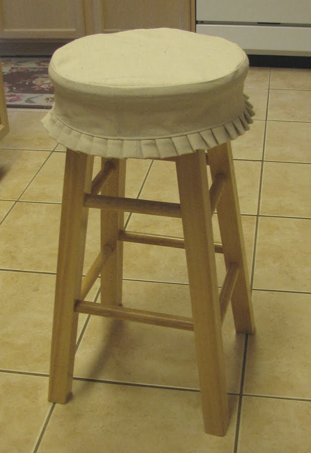 Kitchen stool covers Photo - 2