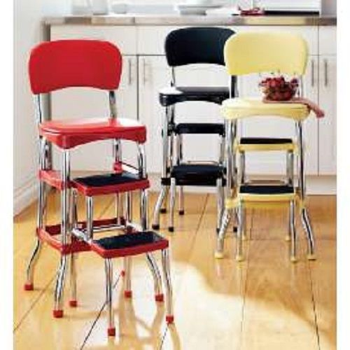 Kitchen stool with steps Photo - 9