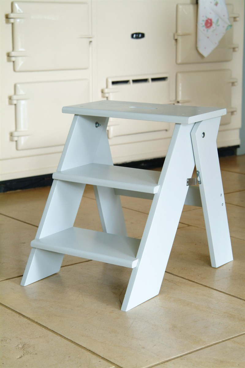 Kitchen stool with steps Photo - 10