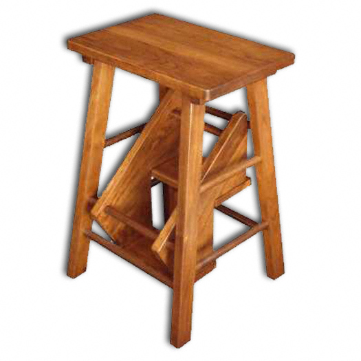 Kitchen stool with steps Photo - 4