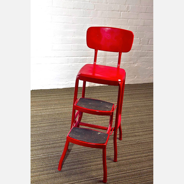 Kitchen stool with steps Photo - 5