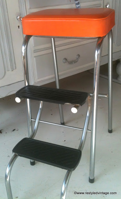 Kitchen stool with steps Photo - 6