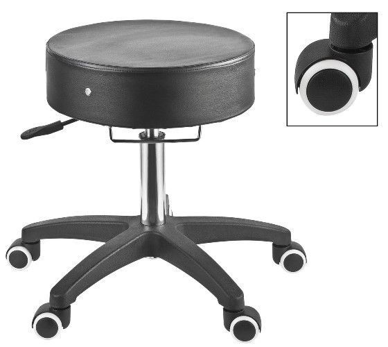 Kitchen stool with wheels Photo - 9
