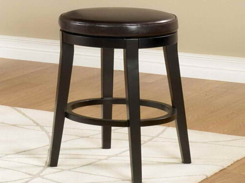 Kitchen stools swivel Photo - 8