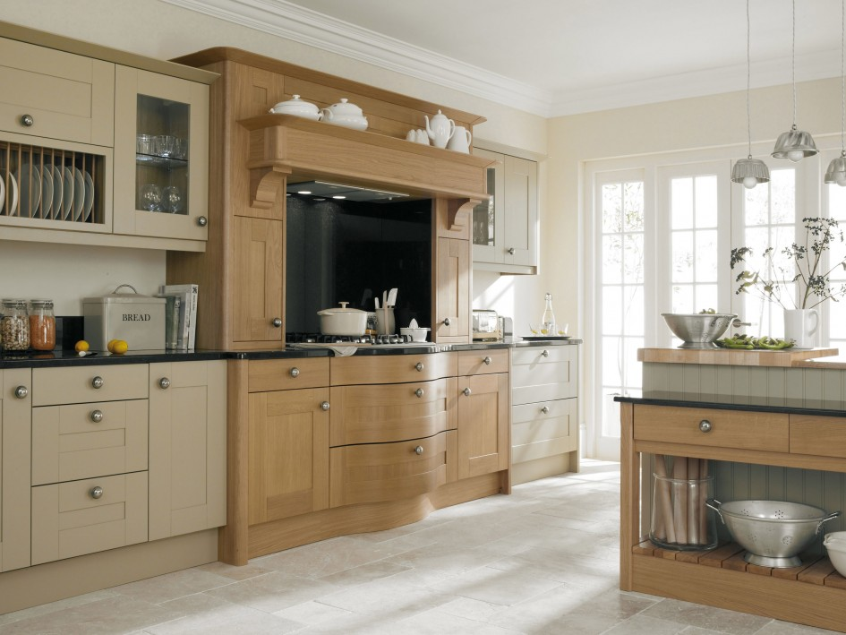 Kitchen storage cabinet with doors Photo - 10