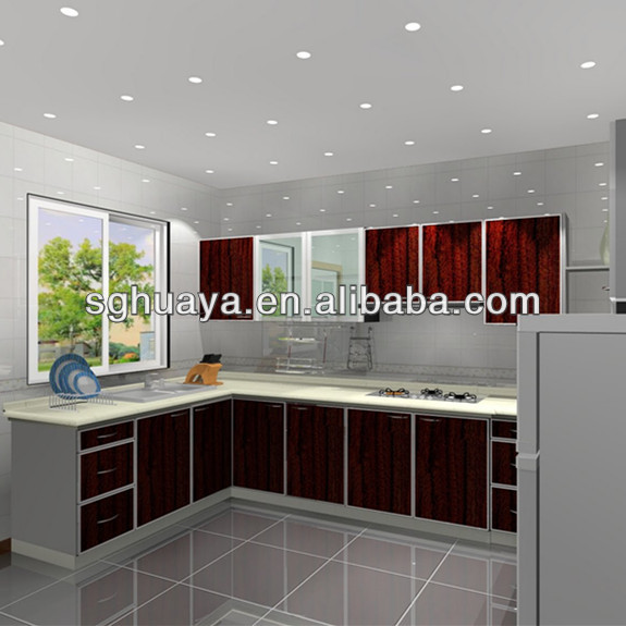 Kitchen storage cabinets free standing Photo - 11