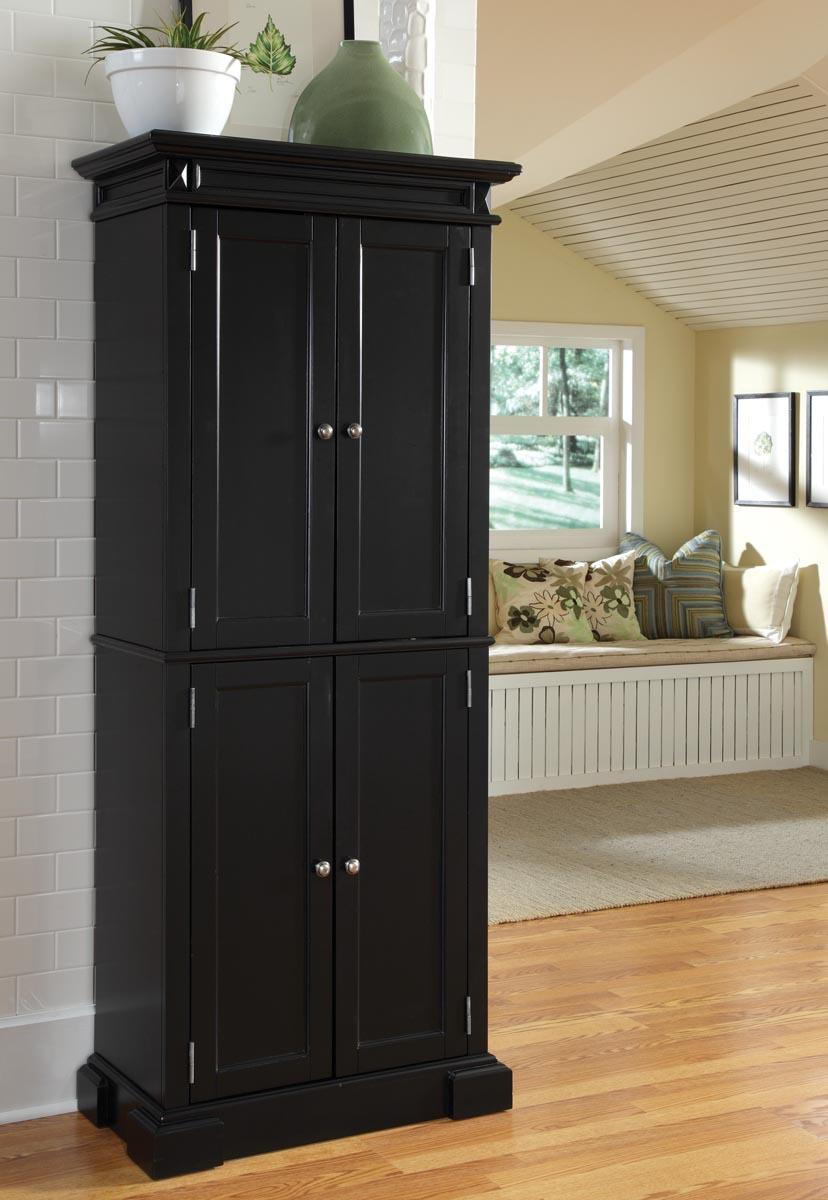 Kitchen storage cabinets free standing Photo - 8