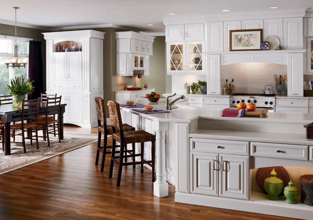 Kitchen storage cabinets with doors Photo - 4
