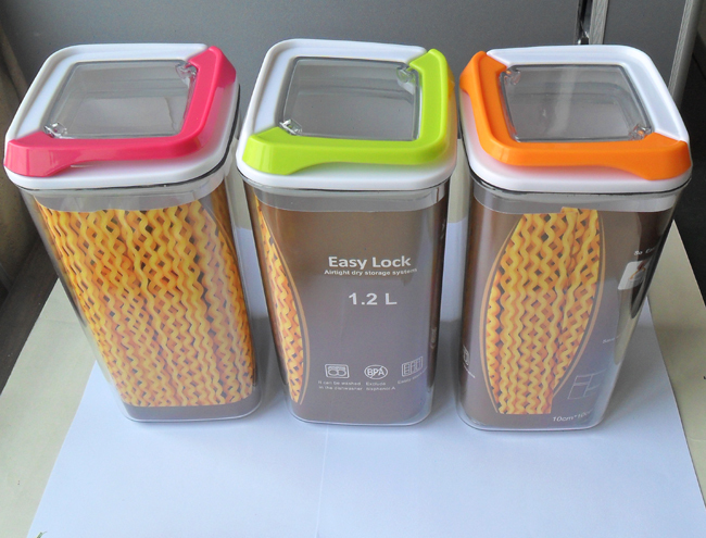 Kitchen Storage Canisters Photo 8