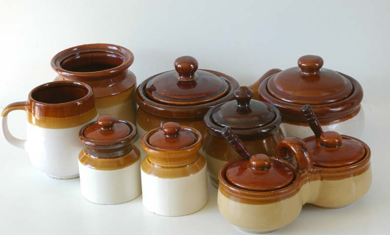 Ceramic Storage Jars For Kitchen Listitdallas