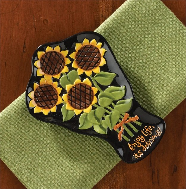 Sunflower Kitchen Decor