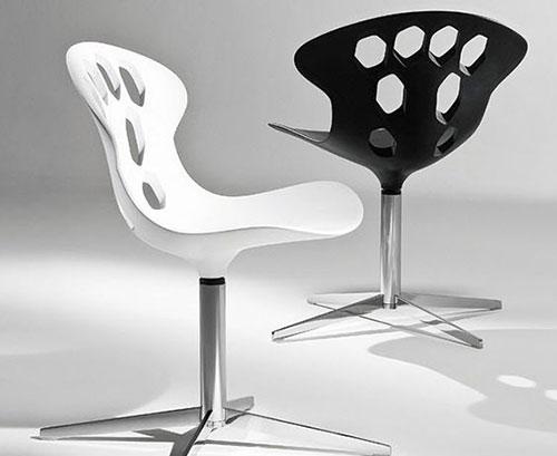 Kitchen swivel chairs Photo - 1