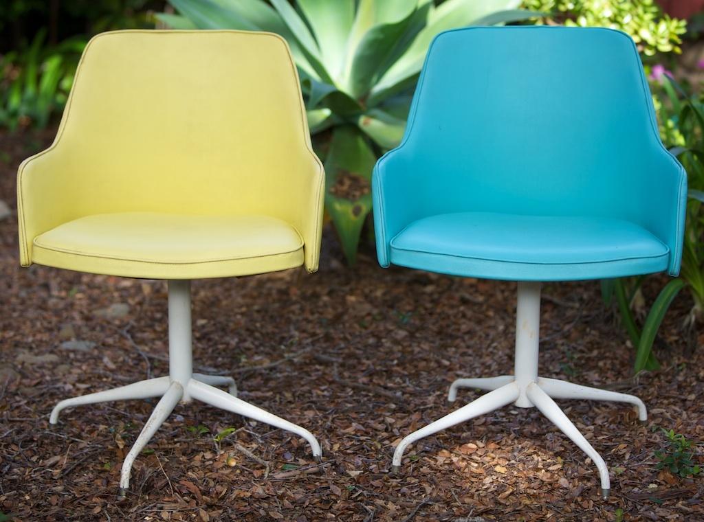 Kitchen swivel chairs Photo - 2