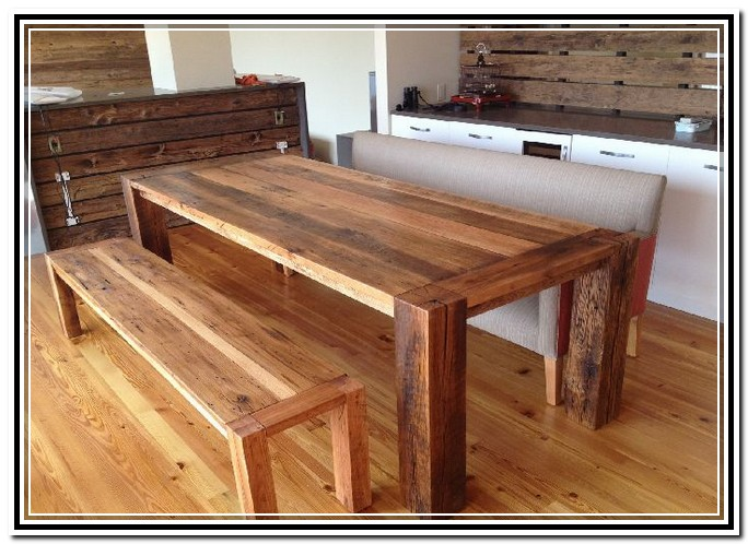 Kitchen Table Bench Seat Kitchen Ideas