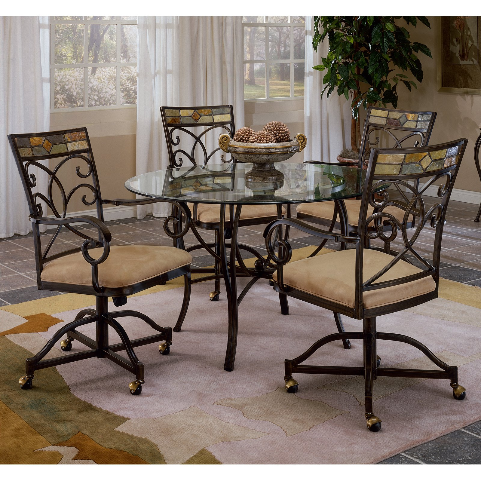 Kitchen table chairs with wheels – Kitchen ideas