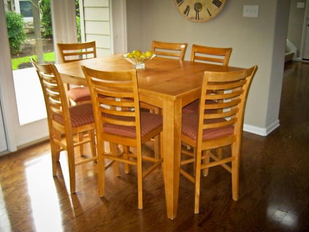 kitchen table height kitchen ideas
