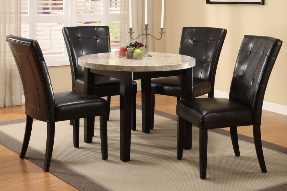 Beautiful Dining Table Sets Round Part   47: Kitchen Table Sets Round Photo 6