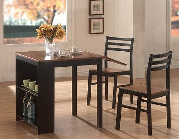 Kitchen tables sets small spaces photo 8 kitchen ideas for Kitchen sets for small spaces