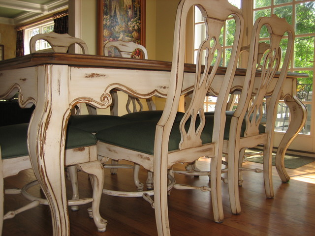 Kitchen tables with benches Photo - 10
