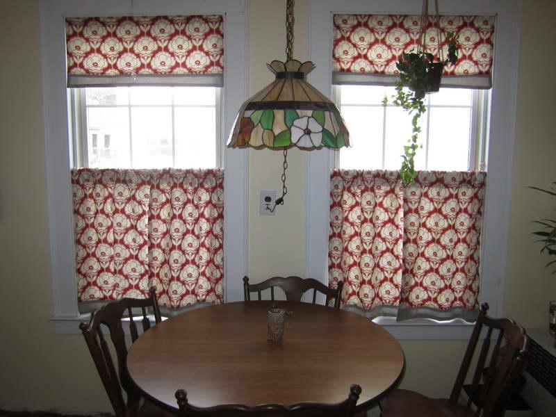 Attractive Kitchen Tier Curtains Photo U2013 11