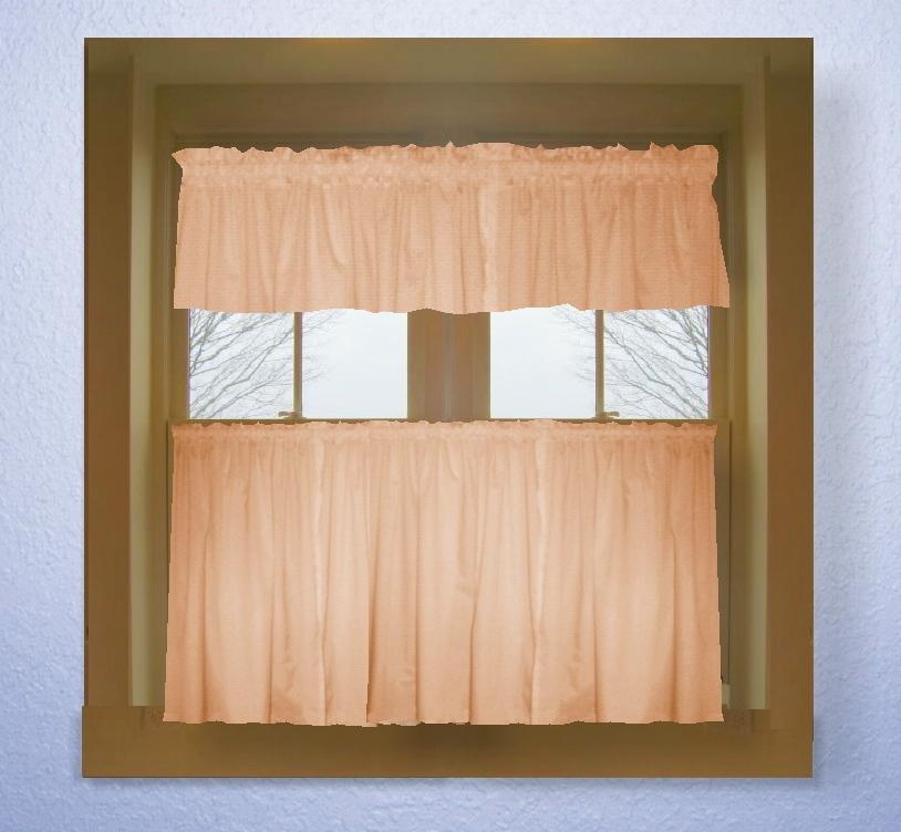10 Photos To Kitchen Tier Curtains