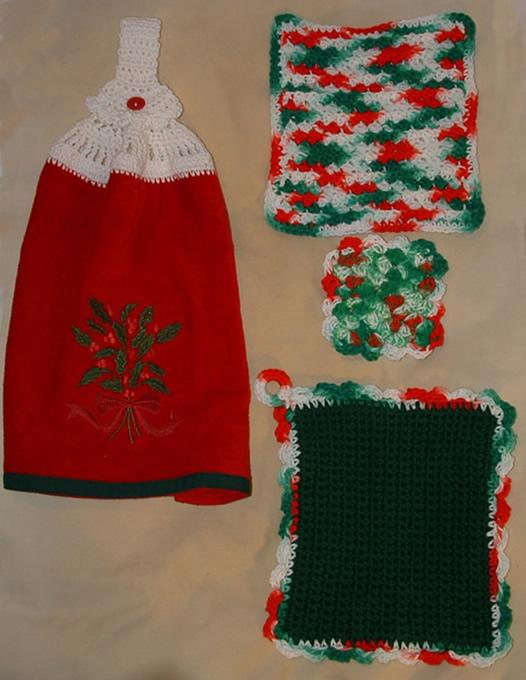 Kitchen towel sets Photo - 1