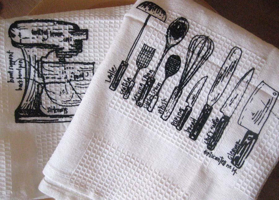 kitchen towel sets photo 2 - Kitchen Towel Sets