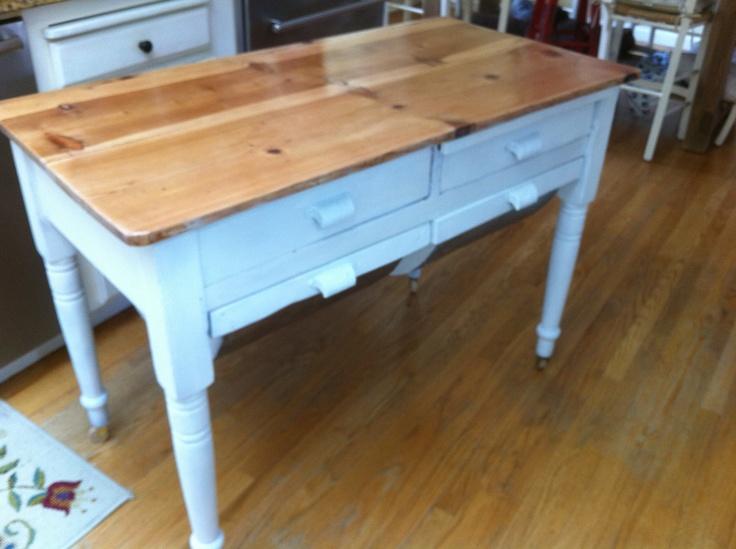 kitchen utility table photo 7 - Utility Table