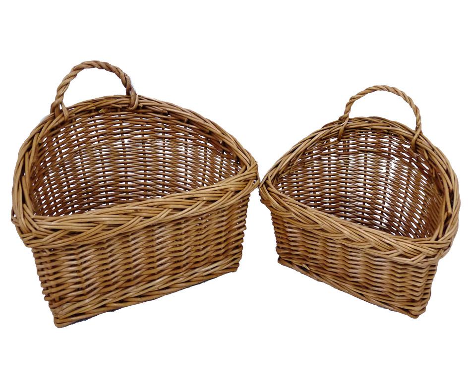Hanging Wall Basket Hanging Baskets For Kitchen. Vintage French Basket Wire  Baskets