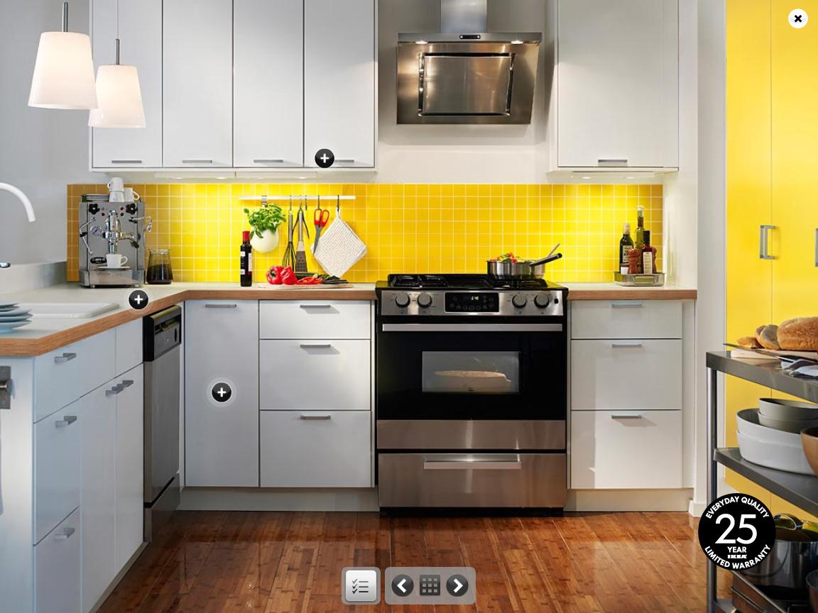 Kitchen wall cabinets Photo - 11