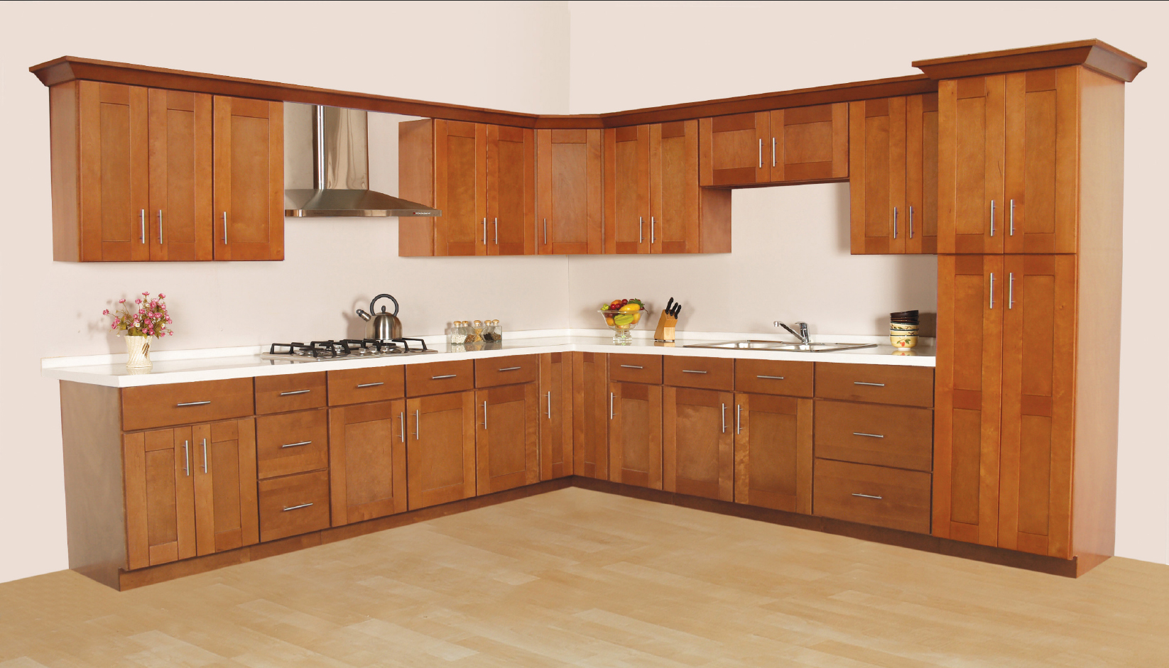 Kitchen wall cabinets Photo - 3