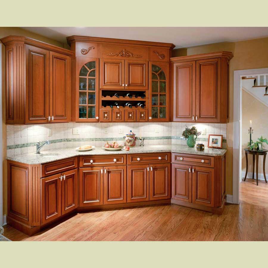 Kitchen wall cabinets Photo - 6